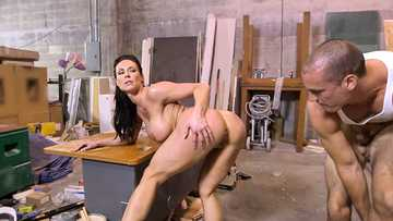 Kendra Lust: Cock addicted MILF gets award for sex